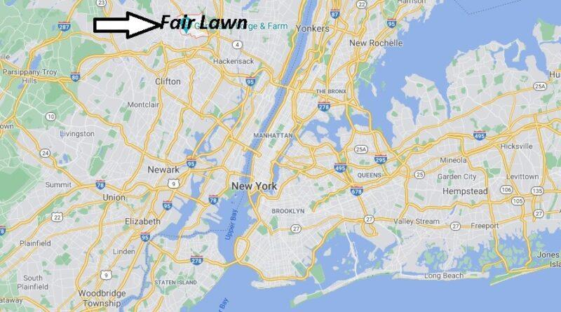 Where is Fair Lawn Located