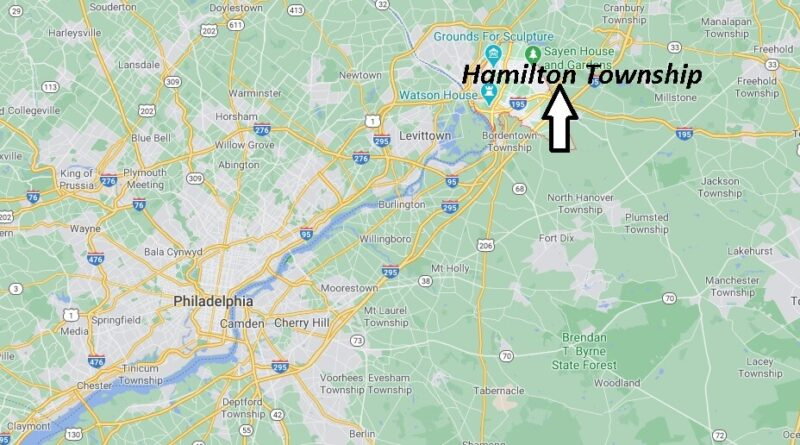 Where is Hamilton Township Located