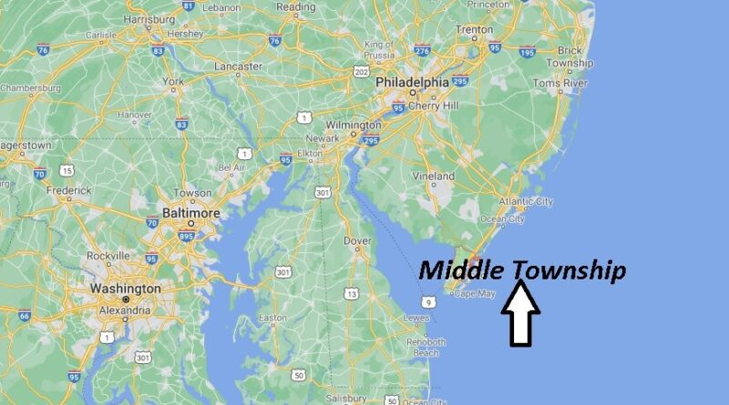Where is Middle Township Located