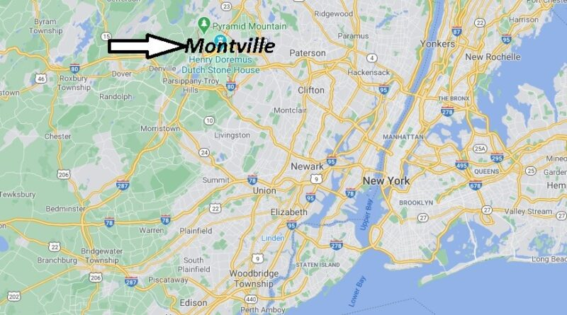 Where is Montville Located