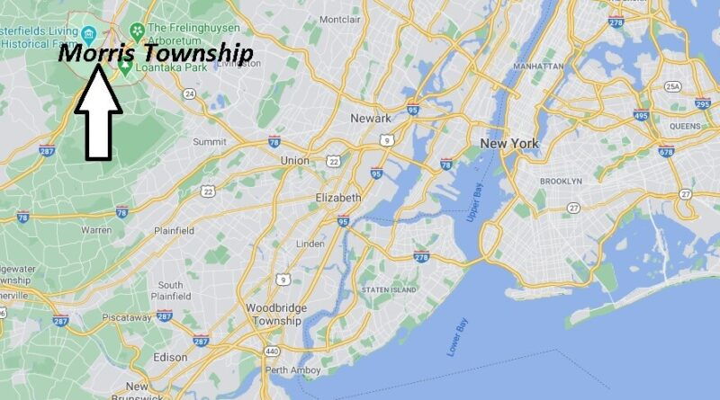 Where is Morris Township Located