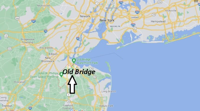 Where is Old Bridge Located