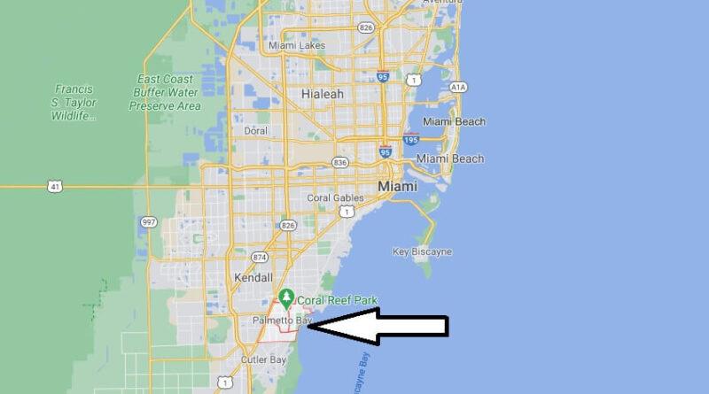 Where is Palmetto Bay Located