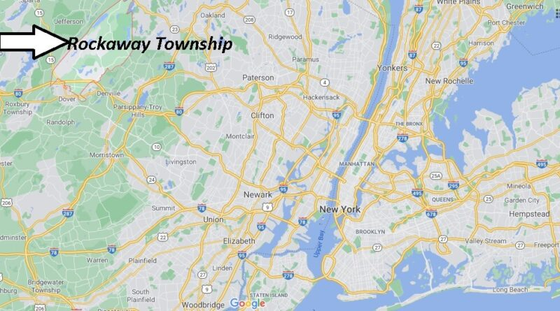 Where is Rockaway Township Located