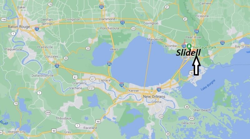 Where is Slidell Located