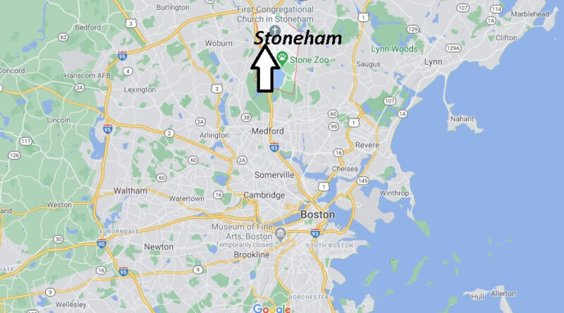 Where is Stoneham Located