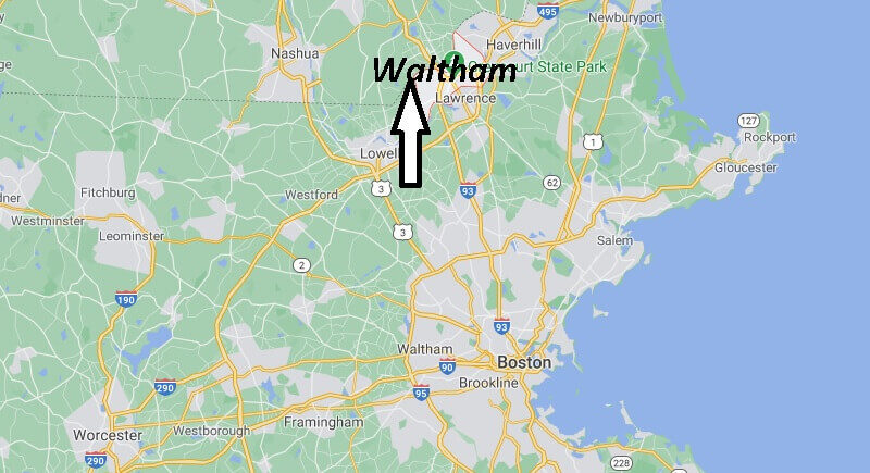 Where is Waltham Located