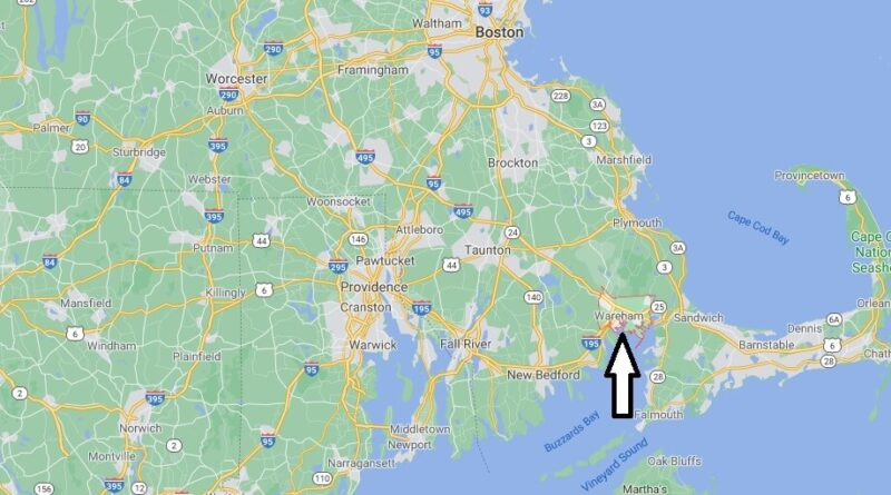 Where is Wareham Located