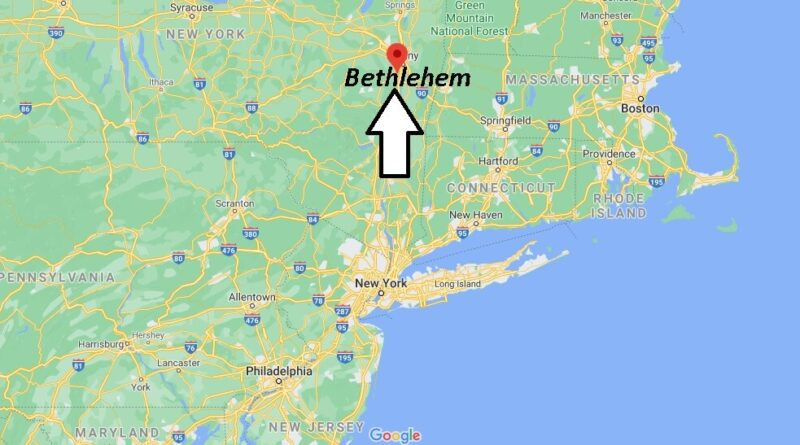 Where is Bethlehem Located