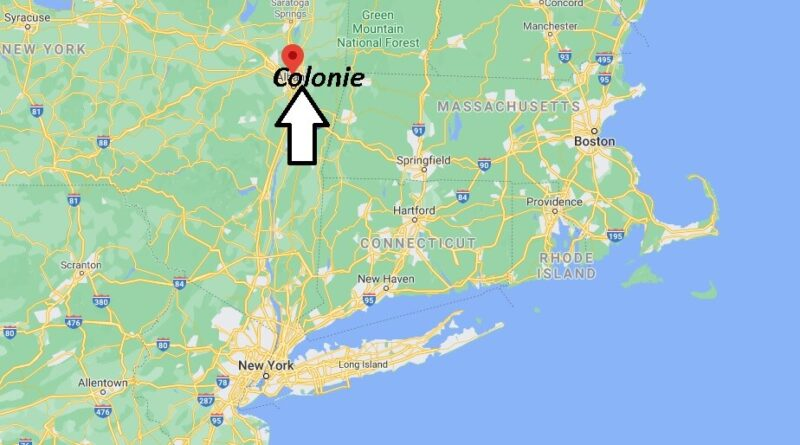 Where is Colonie Located