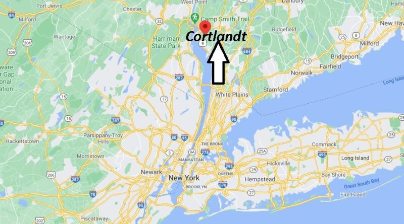 Where is Cortlandt Located