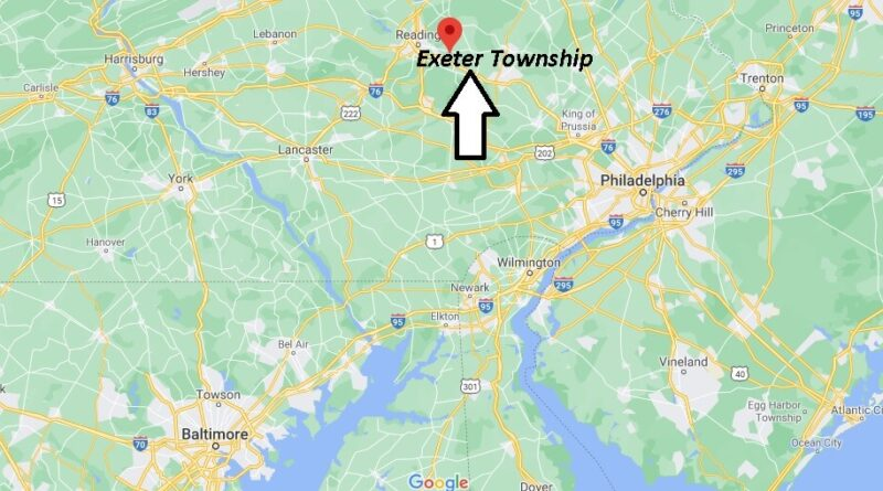Where is Exeter Township Located