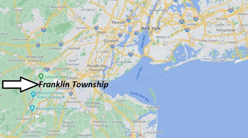 Where is Franklin Township Located