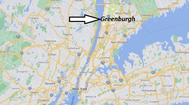 Where is Greenburgh Located