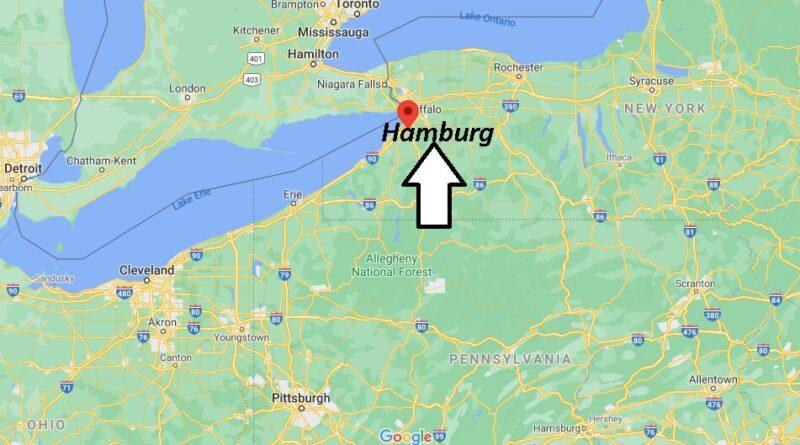 Where is Hamburg Located