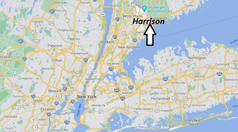 Where is Harrison Located