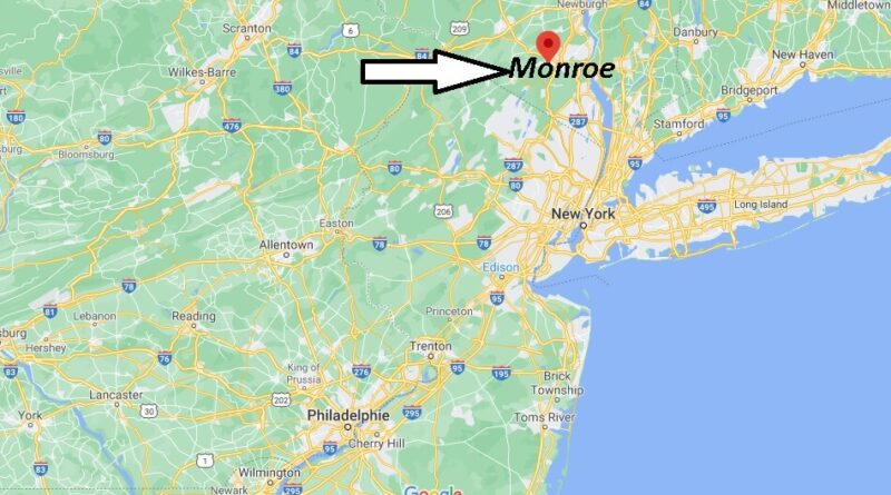 Where is Monroe Located