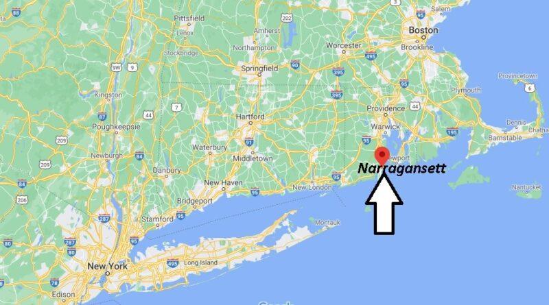 Where is Narragansett Located