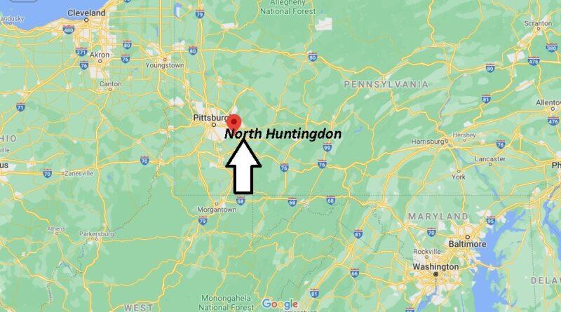 Where is North Huntingdon Located