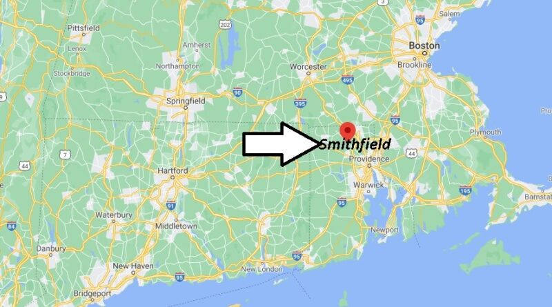 Where is Smithfield Located