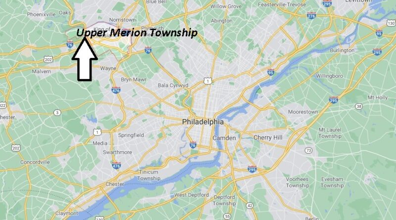 Where is Upper Merion Township Located