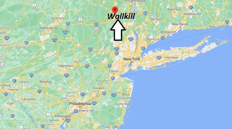 Where is Wallkill Located