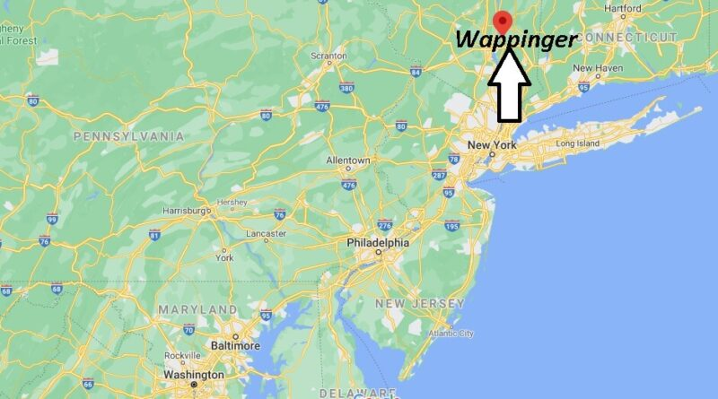 Where is Wappinger Located