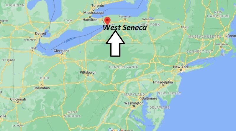 Where is West Seneca Located