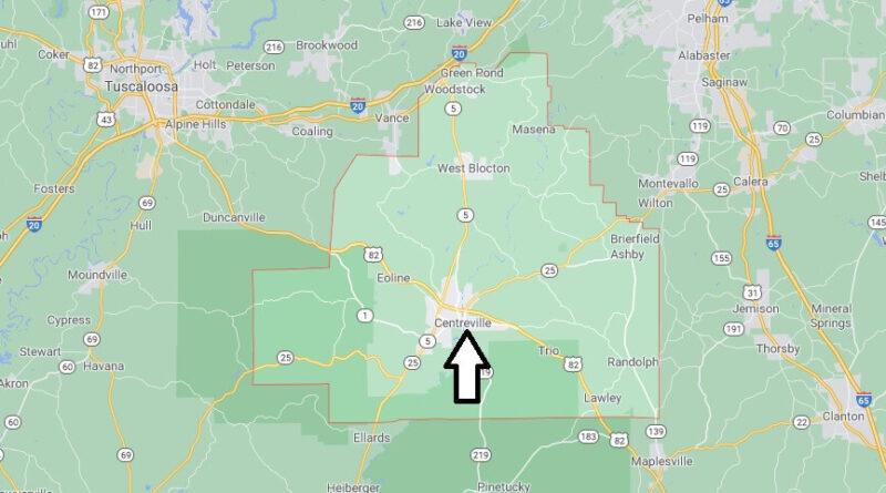 Where is Bibb County Alabama