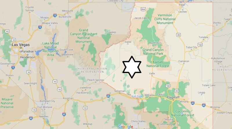 Where is Coconino County Located