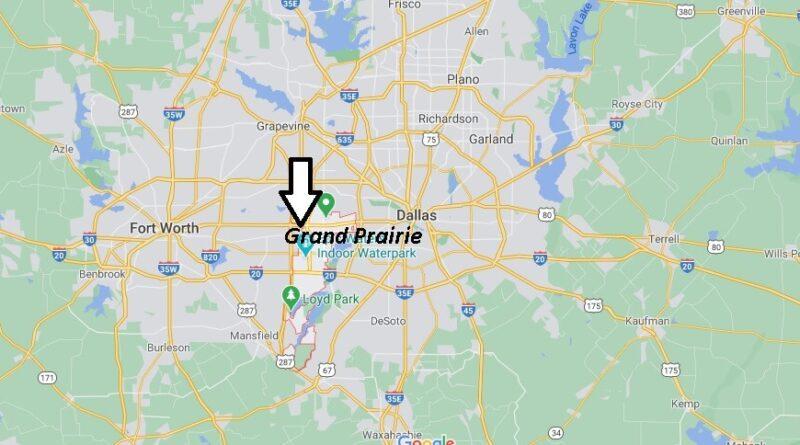 Where is Grand Prairie Located