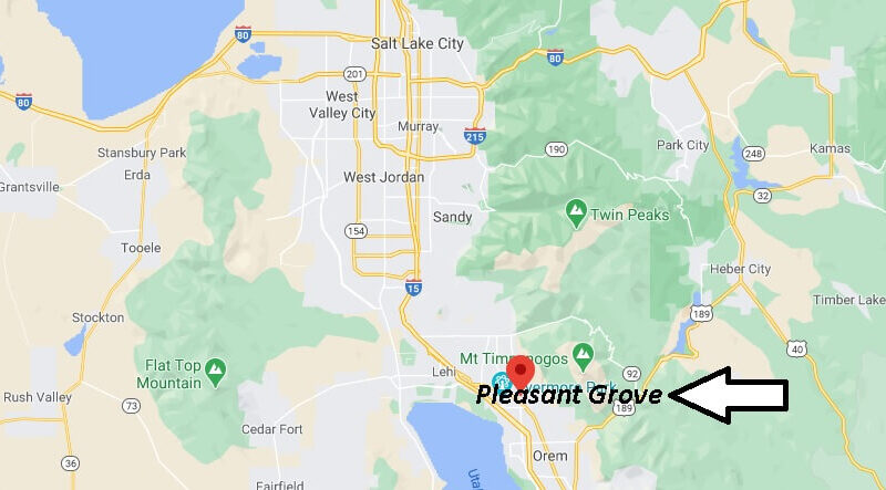 Where is Pleasant Grove Located
