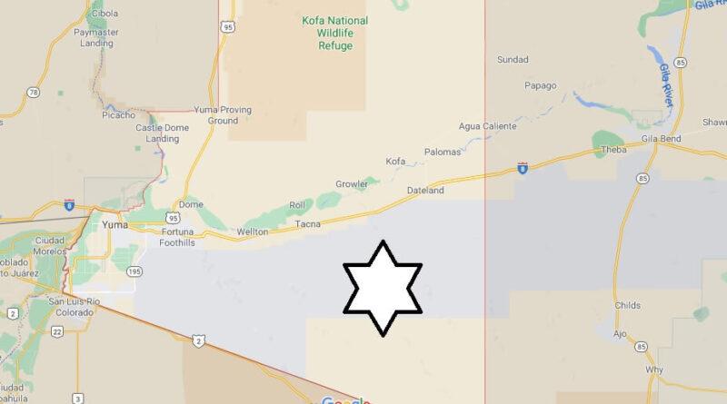 Where is Yavapai Located
