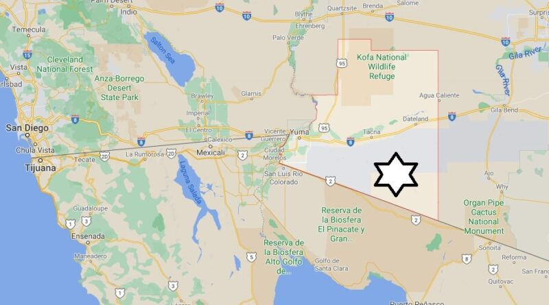 Where is Yuma County Located