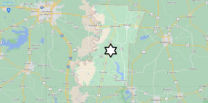Lafayette County Arkansas