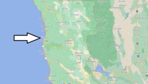 Mendocino County California
