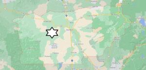 Tehama County California