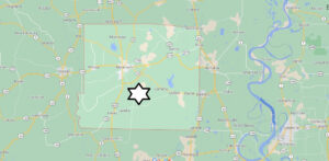 What cities are in Drew County Arkansas