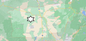 What cities are in Tehama County California