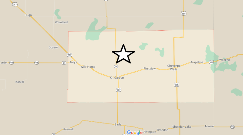 Where is Cheyenne County Located