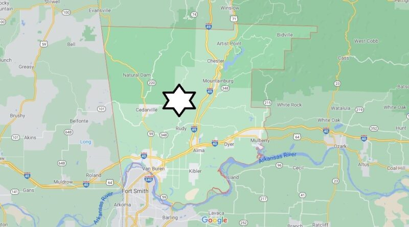 Where is Crawford County Located