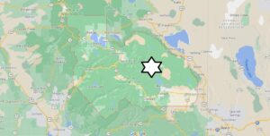 Where is Plumas County Located
