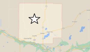 Crowley County Colorado