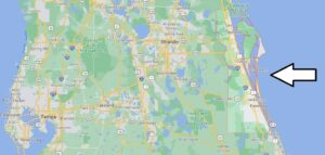 What cities are in Brevard County