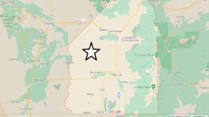 What cities are in Costilla County Colorado