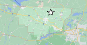 What cities are in Gadsden County