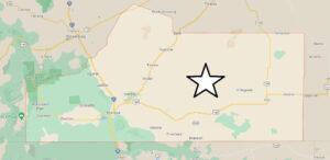What cities are in Las Animas County Colorado