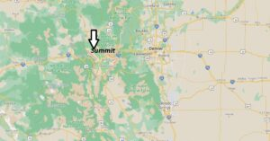 What cities are in Summit County Colorado