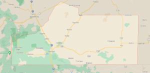What county is Las Animas Colorado in