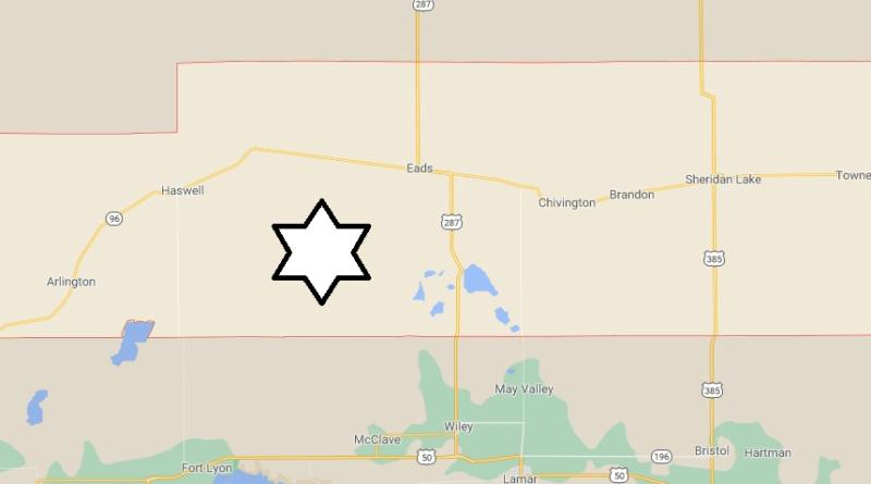 Where is Kiowa County